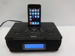 Jensen JIMS-105 Black Docking Digital Speaker Dock with 8GB iPod Touch A1288