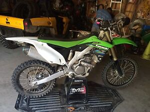 Kx 250f 2014 (Will trade for Drz 400sm)