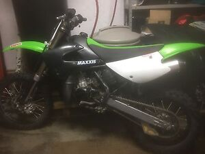 2010 kx 85 2 stroke sell or trade