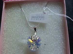 Genuine Swarovski Elements Crystal Gift Boxed 20