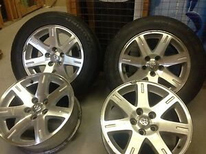 4 rims with 2 summer tires got about 40%