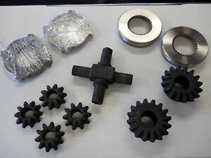 DANA 60 & 70 POWER LOCK POSI REBUILD KIT 35 SPL STEEL CLUTCHES FORD E350 DODGE
