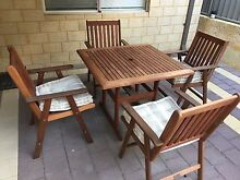 Outdoor furniture Burns Beach Joondalup Area Preview