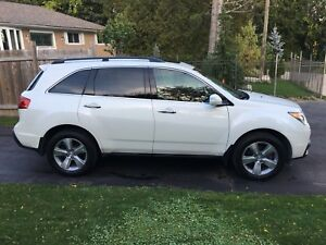 2011 Acura MDX BASE - Extended Warranty - No Accidents