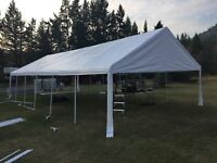Party tents