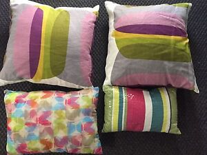 Decorative cushions Brendale Pine Rivers Area Preview