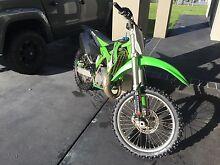 1999 Kawasaki kx125 dirt bike very quick! Motor bike motorbike Hallidays Point Greater Taree Area Preview