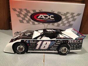 2017 ADC Scott Bloomquist #18 Throwback 1/24 Dirt Car 1 of 600