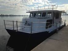 RIVERDANCE HOUSE BOAT Ulmarra Clarence Valley Preview