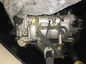 Evo 7 complete inlet manifold with throttle body Malaga Swan Area Preview