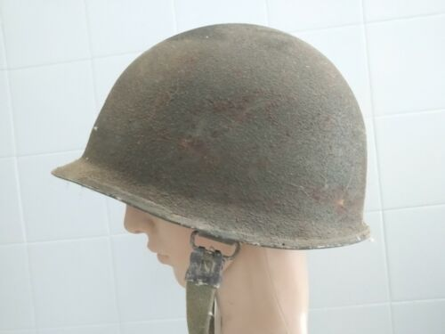 US Army WWII Helmet M1 Shell No liner