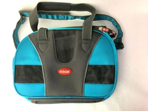 Argo Pet Carrier Airline Approved Berry Blue Aero Small