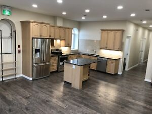 1400 sq.ft penthouse condo for lease