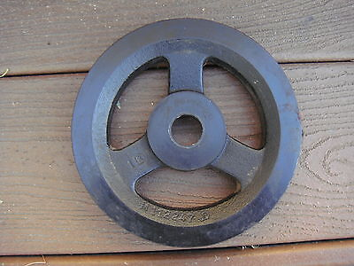 "JOHN DEERE 425 445 455 48"" & 54"" MOWER DECK GEAR BOX PULLEY - FREE SHIPPING"