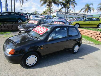 Toyota Starlet Hatch $999 Lonsdale Morphett Vale Area Preview