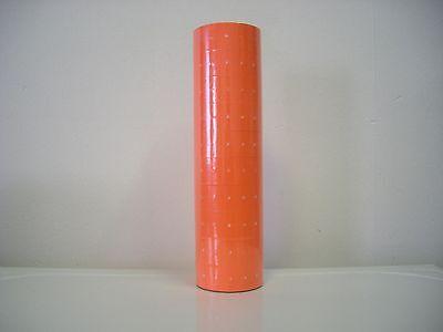 Towa 2- Gl Red Price Gun Labels Speedymark Halmark-jolly-halo 2 Line 9600labels