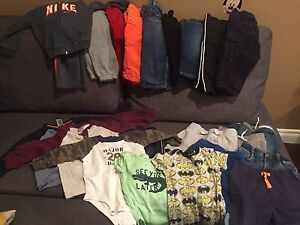 12-24 moths old boys assorted clothing
