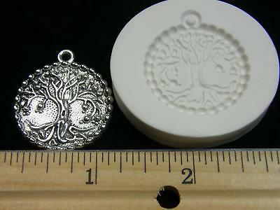 Tree of Life Polymer Clay Mold (#MD1554)