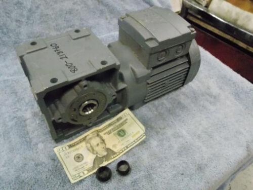 NEW SEW EURODRIVE SPEED REDUCER  WA30DR63L4/TF Motor gearbox 727WA30DT63L4067