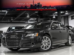 2011 Audi A8 L|4.2|FULLY LOADED|BLINDSPOT|MASSAGE|PANO ROOF