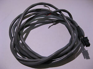 Motorola-Radio-Monitoring-System-FKN4466A-DC-Power-Cable-3-Wire-Used