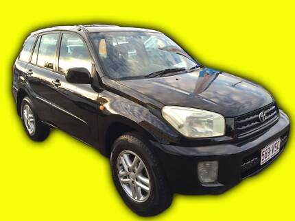 RAV4 Auto - We Finance - We Say Yes. - $1500 Deposit Mount Gravatt Brisbane South East Preview