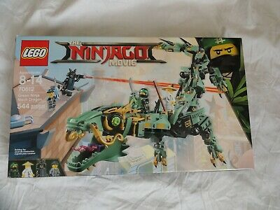LEGO Ninjago Green Ninja Mech Dragon 70612 | NEW - Factory Sealed