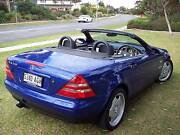 Mercedes-Benz   SLK230  Convertible West Lakes Charles Sturt Area Preview