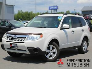 2012 Subaru Forester 2.5X Convenience Package AWD | HEATED SE...
