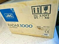 JRC Radar 1000 LCD Radar (BRAND NEW) (COMPLETE)