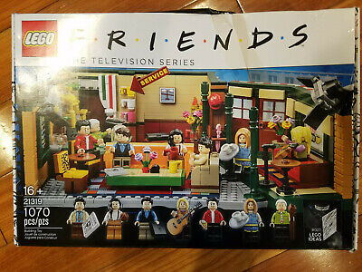 Lego Ideas Friends Central Perk 21319 Limited Edition FAST, FREE SHIPPING