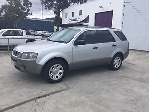 Ford Territory 7 Seater Auto 2005 Derwent Park Glenorchy Area Preview