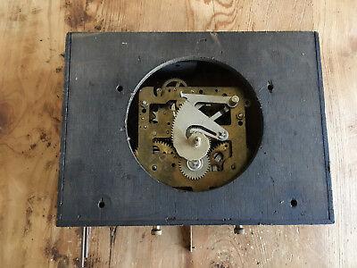Used - MANUAL WALL CLOCK MACHINE  MAQUINA MANUAL DE RELOJ DE PARED - SONERIA segunda mano  Reus
