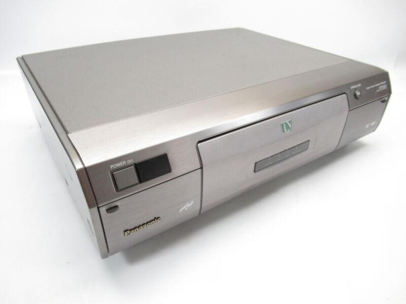 PANASONIC AG-DV2000 MINI DV DIGITAL VIDEO CASSETTE RECORDER VCR