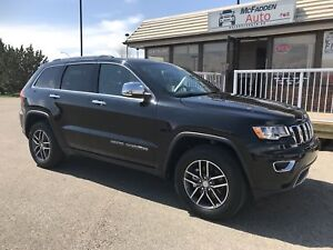 2017 Jeep Grand Cherokee Limited Bluetooth - Back Up Camera