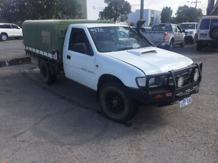 """Holden Rodeo Turbo Diesel """"FREE 1 YEAR WARRANTY"""" Welshpool Canning Area Preview"""