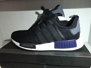 Adidas NMD_R1 | US9.5 UK9 | black/navy/onix Melbourne CBD Melbourne City Preview