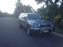 99 Hilux Xtra cab Leanyer Darwin City Preview