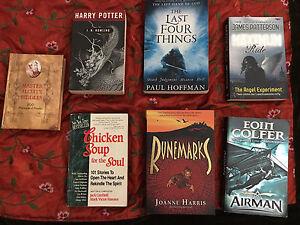 Mostly YA fictional novels Mosman Park Cottesloe Area Preview