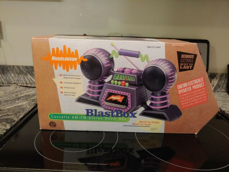 Nickelodeon Blastbox Radio