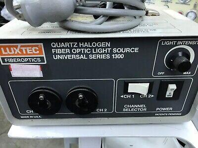 Luxtec Fiber Optic Light Source