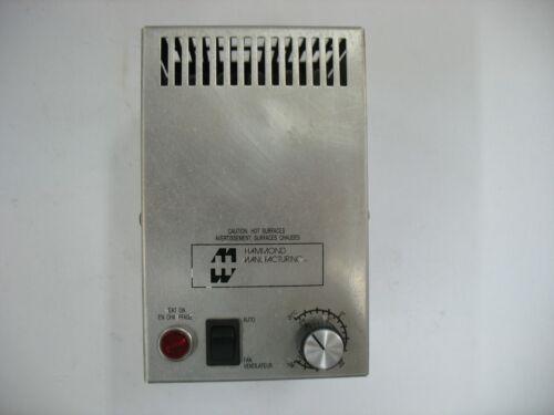 Hammond Electrical Enclosure Heater FLHTF800A115