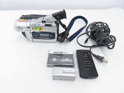 Sony DCR-TRV720 Digital8 Digital 8 HI8 8mm Camcorder VCR Player Video Transfer