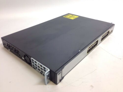 Cisco Ws-c3750-24ps-s Switch Server