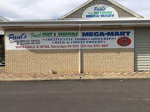 Paul's Fresh Fruit & Vegetable Mega-Mart Bunbury Bunbury Area Preview