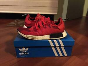 Adidas NMD Camo Red SIZE 13 Seville Grove Armadale Area Preview
