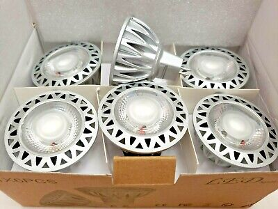 Green LED AC/DC 12V Not Dimmable 1 x 6 pcs MR 16 5w
