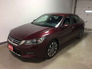 2013 Honda Accord Sport One owner | Heated seats | Bluetooth