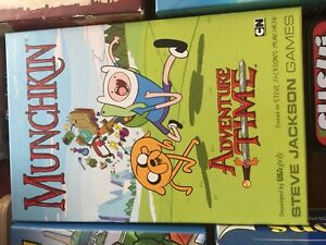 Adventure time board game. Great condition.