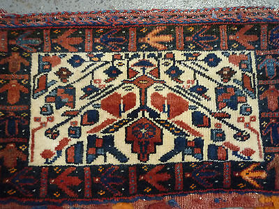 Sweet old Afshari oriental bag ( 1ft x 1ft.6